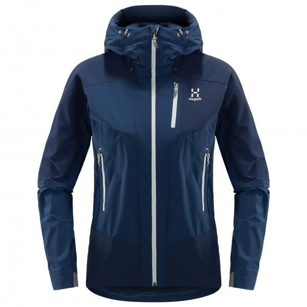 Haglöfs - Women's Skarn Hybrid Jacket - Softshelljacke