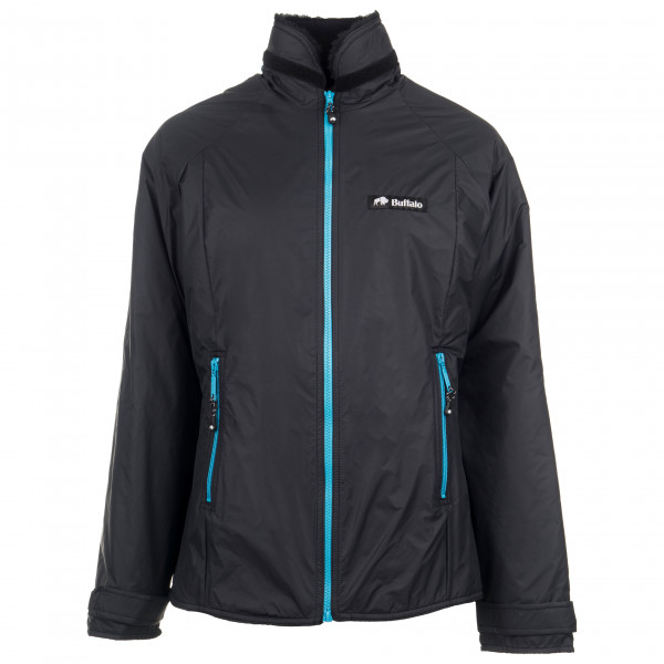 Buffalo - Women's Belay Jacket LTD Edition Cyan - Fritidsjakke