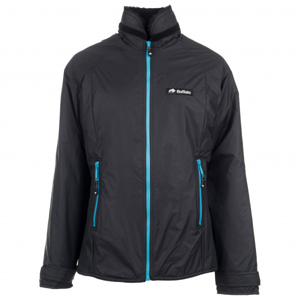 Buffalo - Women's Belay Jacket LTD Edition Cyan - Vrijetijdsjack