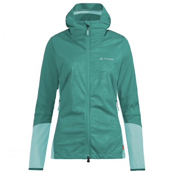 Vaude - Women's Croz Softshell Jacket - Softskjelljakke