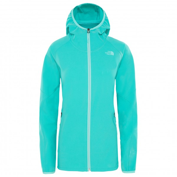 The North Face - Women's Apex Nimble Hoodie - Softshelltakki