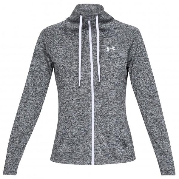 Under Armour - Women's Tech Full Zip Twist - Training jacket