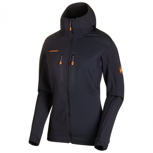 Mammut - Women's Eiswand Advanced ML Hooded Jacket