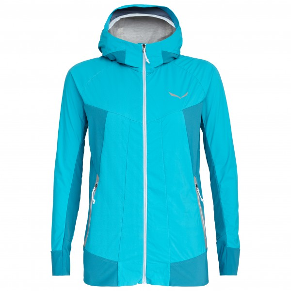 Salewa - Women's Pedroc Hybrid 3 PTX Durastretch Jacket - Softshell jacket