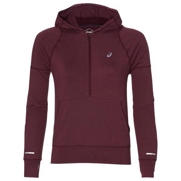 Asics - Women's Thermopolis 1/2 Zip L/S Hoodie - Training jacket
