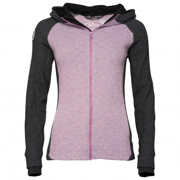 Chillaz - Women's Diversity Wool & Elasthan - Chaqueta sport