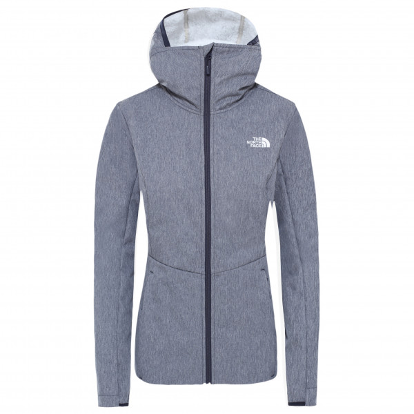 The North Face - Women's Quest Highloft Softshell Jacket - Softshelltakki