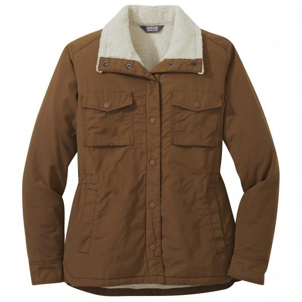 Outdoor Research - Women's Wilson Shirt Jacket - Fritidsjacka