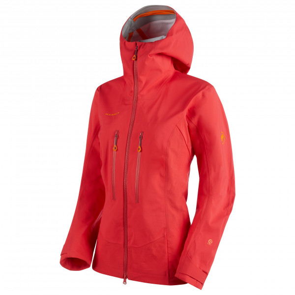 Mammut - Women's Eisfeld Guide SO Hooded Jacket - Softshelljack