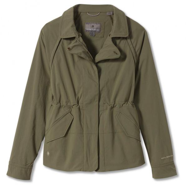 Royal Robbins - Women's Discovery Convertible Jacket II - Fritidsjakke
