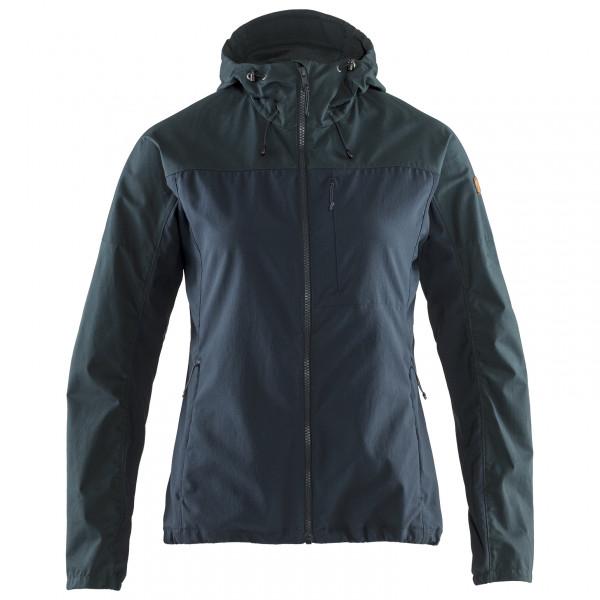 Women's Abisko Midsummer Jacket - Softshell jacket