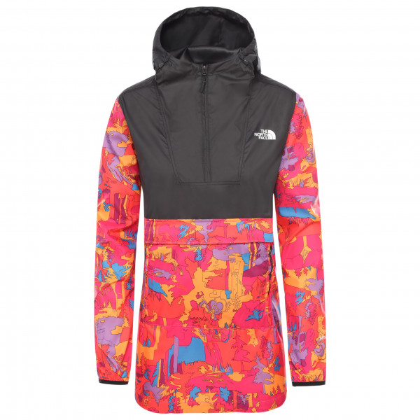The North Face - Women's Print Fanorak - Freizeitjacke