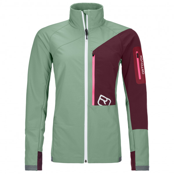 Ortovox - Women's Berrino Jacket - Softshell jacket
