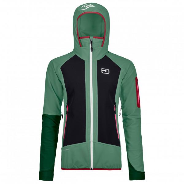 Ortovox - Women's Col Becchei Jacket - Softshelljacke