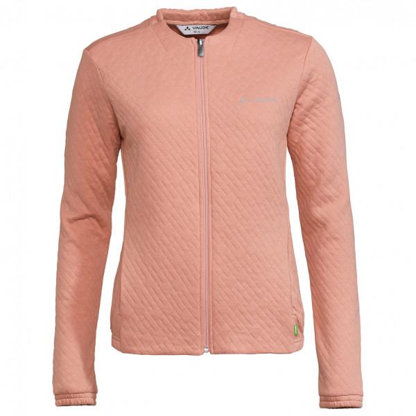 Vaude - Women's Mineo Cotton Jacket - Sweat- & Trainingsjacke