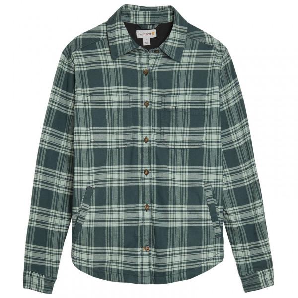 Carhartt - Women's Hamilton Plaid Flannel Shirt Jac - Casual jacket