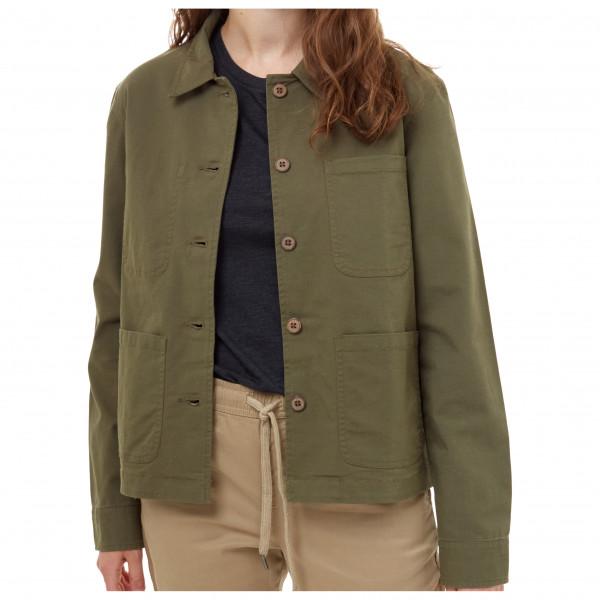 Women's Canvas Utility Jacket - Casual jacket