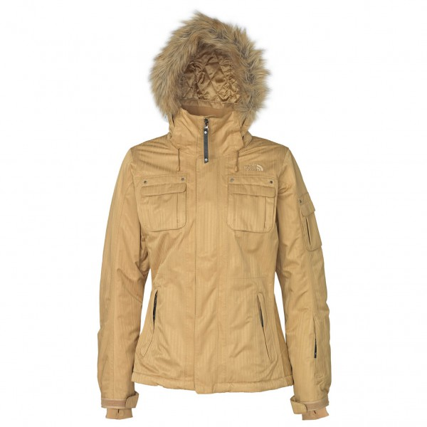 The North Face - Women's Baker Delux Jacket - Winterjacke