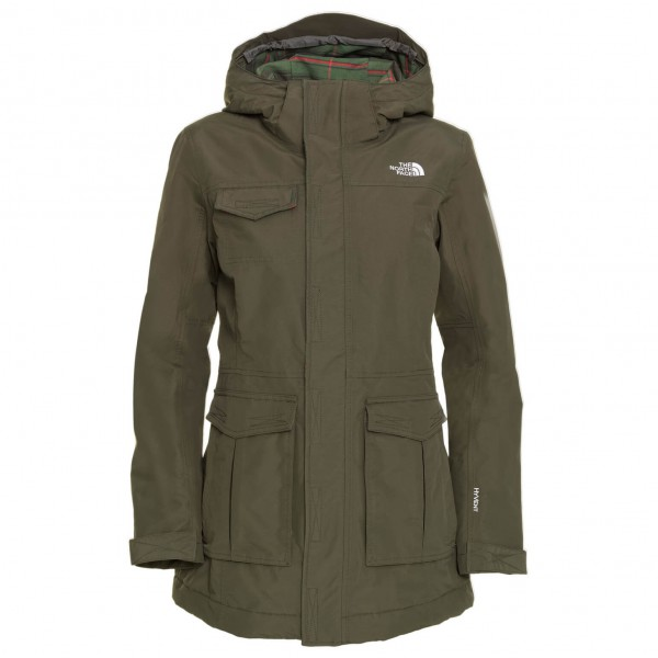 the north face winter solstice jacket mantel damen review test. Black Bedroom Furniture Sets. Home Design Ideas