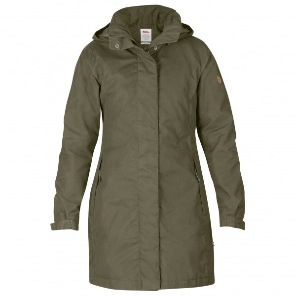 Fjällräven - Women's Una Jacket - Mantel