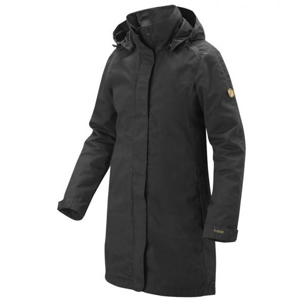 Fjällräven Women's Una Jacket Veste synthétique Black | XS