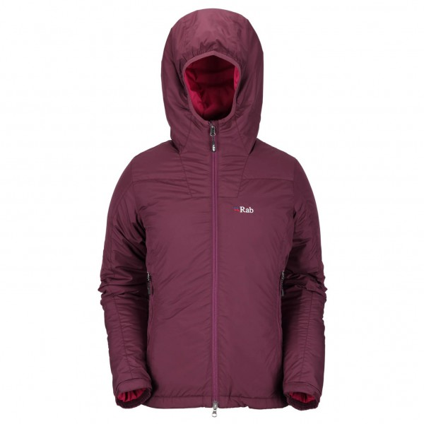Rab - Women's Plasma Hoodie - Synthetic jacket