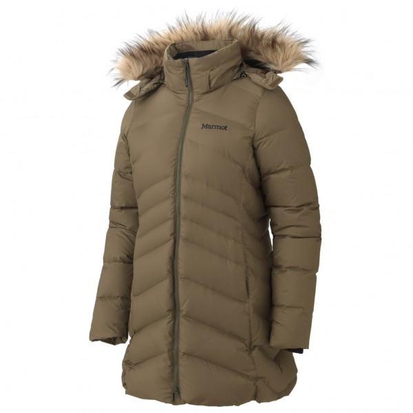 Marmot - Women's Montreal Coat - Pitkä untuvatakki