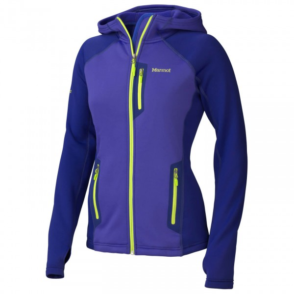 Marmot - Women's Power Stretch Hoody - Fleecejacke