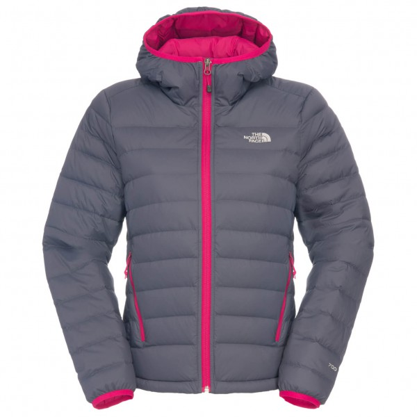 The North Face - Women's Imbabura Hoodie - Daunenjacke
