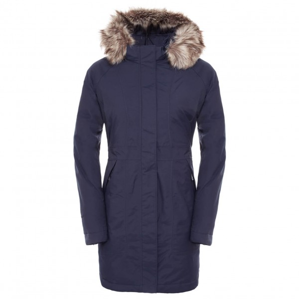 The North Face - Women's Arctic Parka - Långjacka