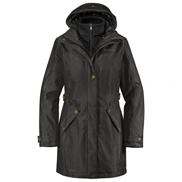 Vaude - Women's Belco 3in1 Coat - Dubbel jack