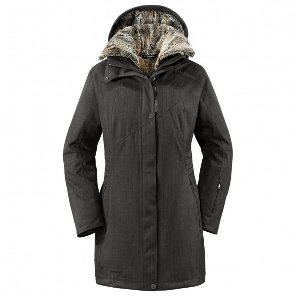 Vaude - Women's Segovia Coat - Pitkä takki