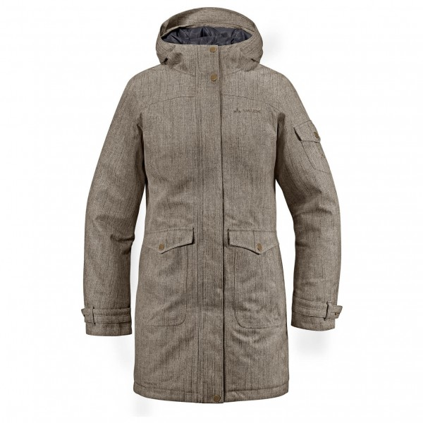 Vaude - Women's Yale Coat VI - Mantel