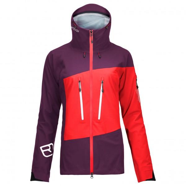 Ortovox - Women's 3L [MI] Jacket Guardian Shell - Ski jacket