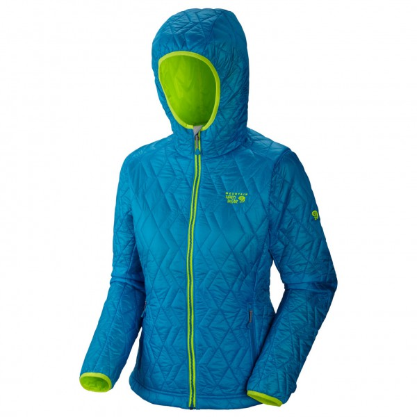 Mountain Hardwear - Women's Thermostatic Hooded Jacket