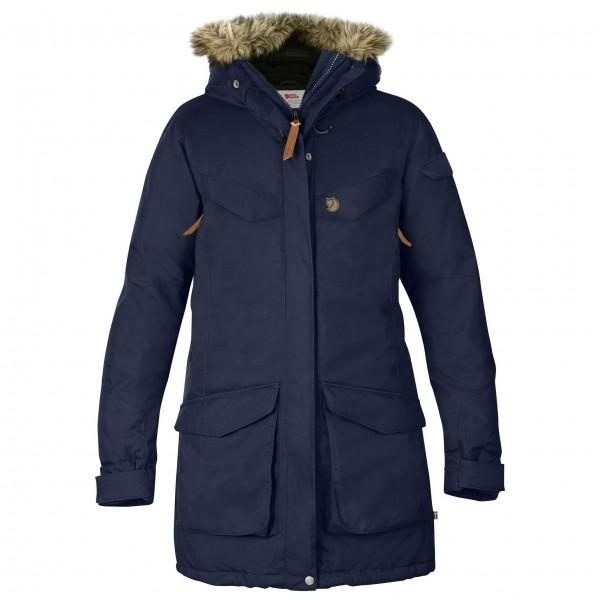 Fjällräven - Women's Nuuk Parka - Pitkä takki