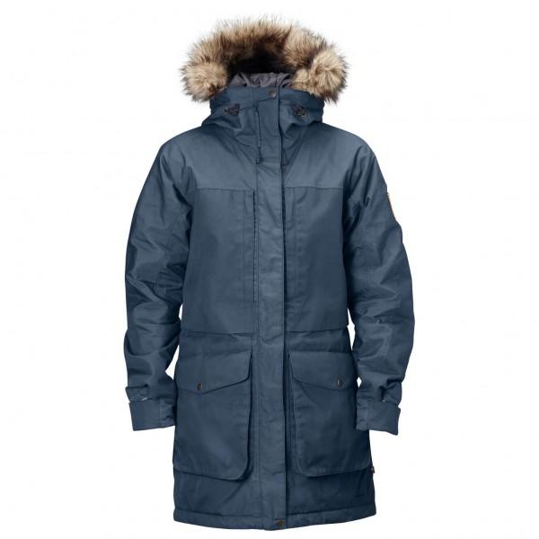 Fjällräven - Women's Barents Parka - Pitkä takki