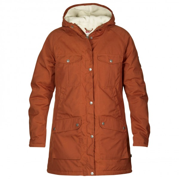 Fjällräven - Women's Greenland Winter Parka - Winter coat