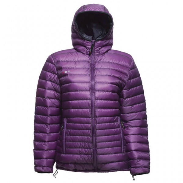 Yeti - Women's Affinity Ultra Light Hoodie - Donzen jack