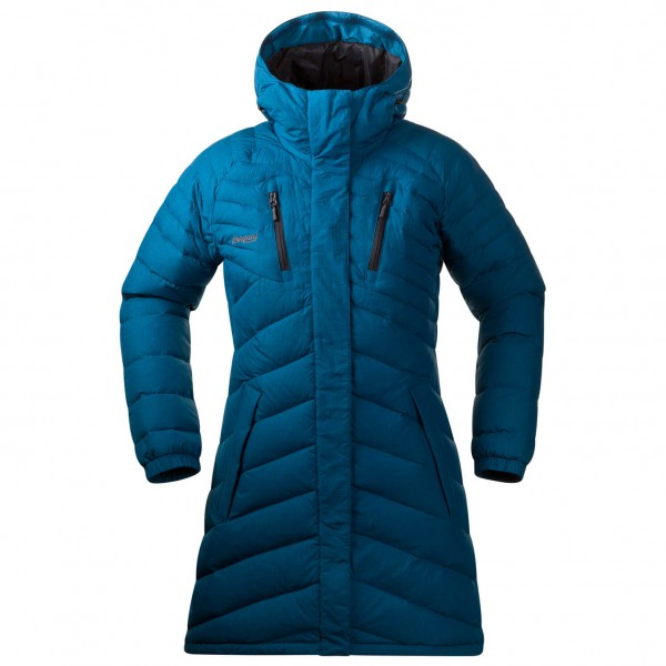 Bergans - Svolvaer Down Long Lady Jacket - Mantel