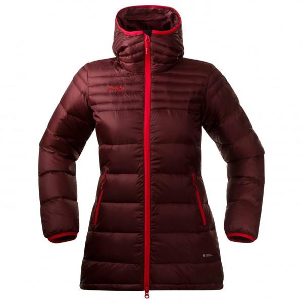 Bergans - Senja Down Lady Jacket - Pitkä takki