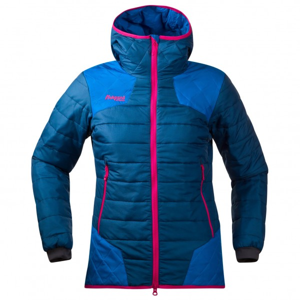 Bergans - Nibbi Insulated Lady Jacket - Tekokuitutakki