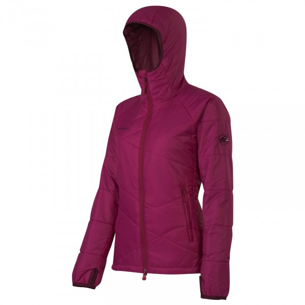 Mammut - Women's Pike Hoody - Synthetic jacket