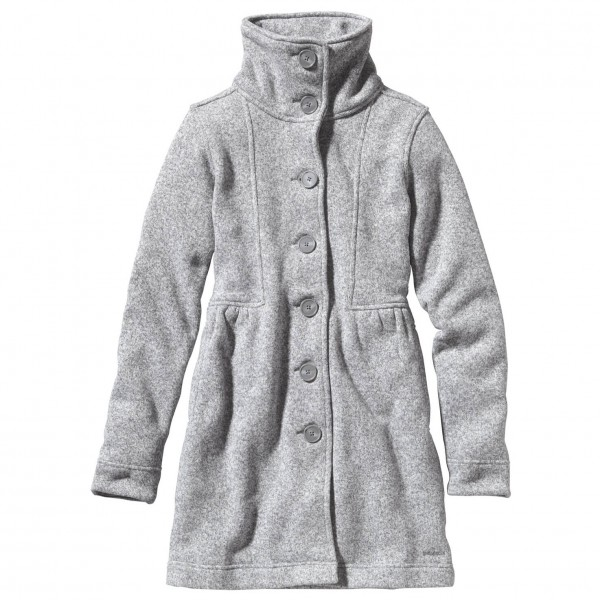 Patagonia - Women's Better Sweater Coat - Mantel