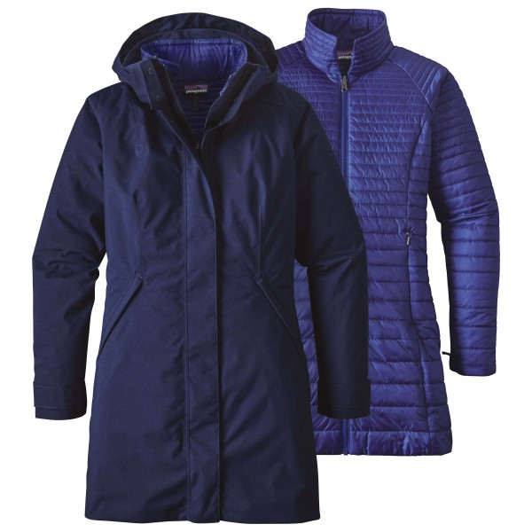 Patagonia - Women's Vosque 3-In-1 Parka - Jas