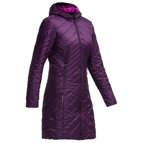 Icebreaker - Women's Halo 3Q Jacket - Coat