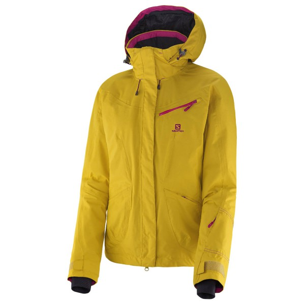 Salomon - Women's Fantasy Jacket - Ski jacket