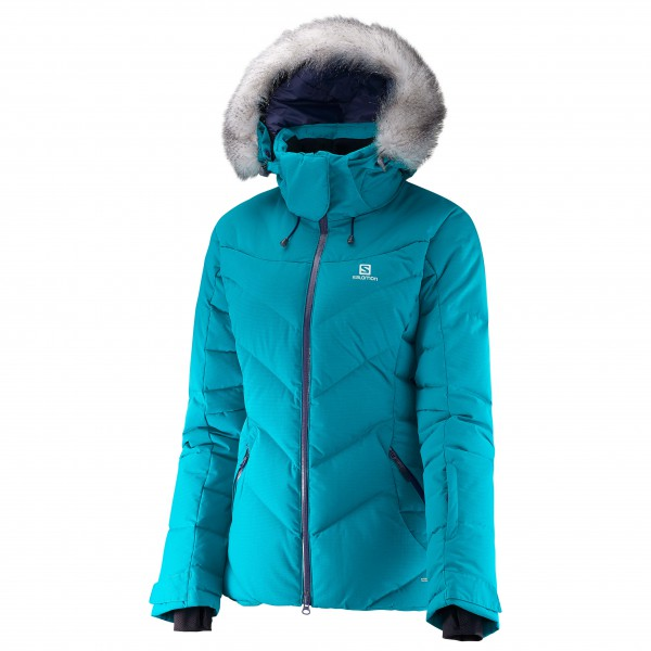 Salomon - Women's Icetown Jacket - Laskettelutakki