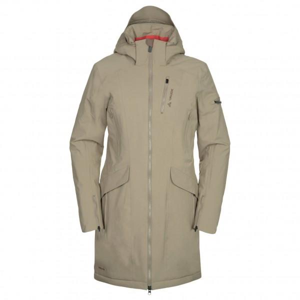 Vaude - Women's Kuvola Coat - Pitkä takki