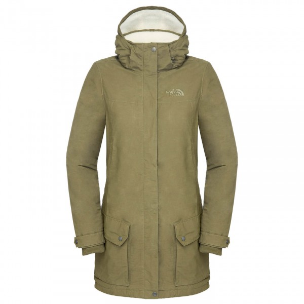The North Face - Women's Arada Jacket - Mantel